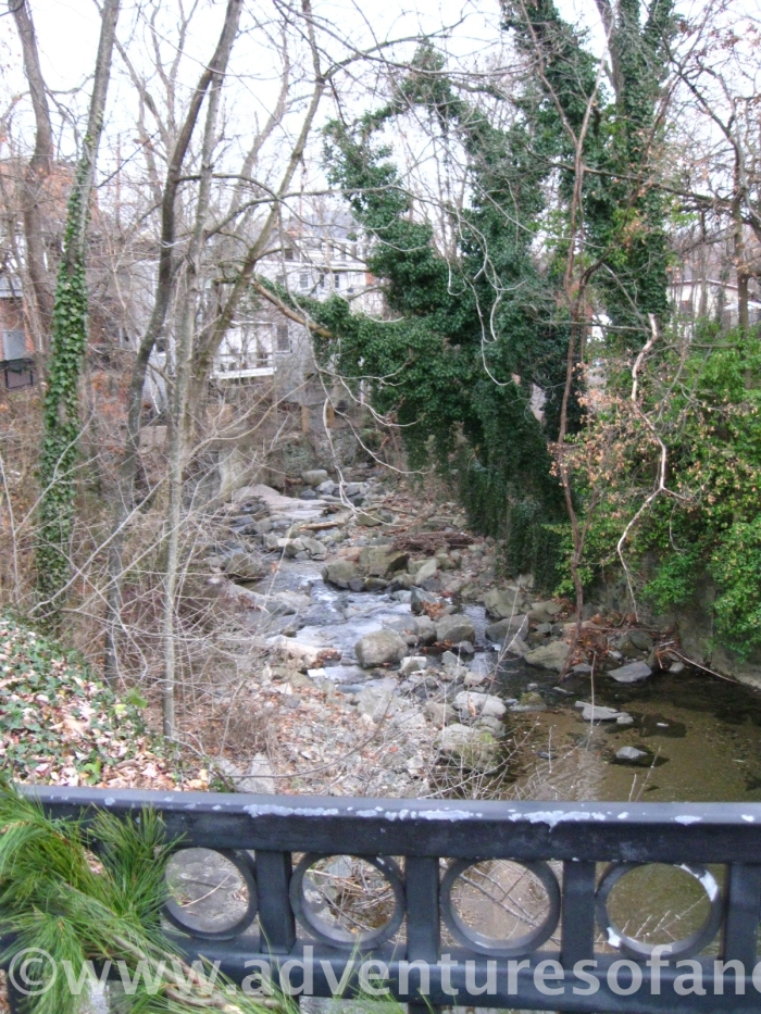Tiber River, Ellicott City, Maryland